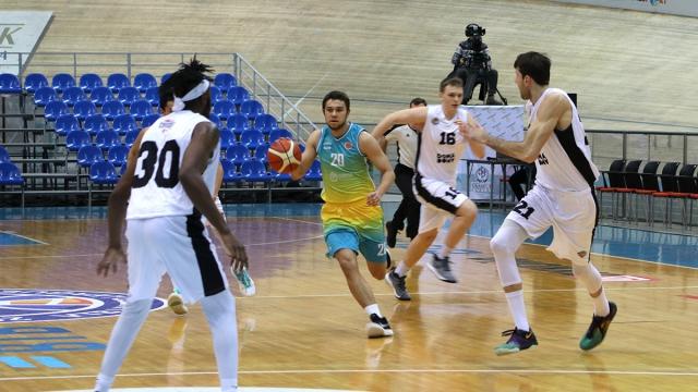 Национальная лига: «Астана» vs «Каспий» (2-й матч)