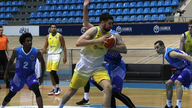 National league: «Astana» vs «Sinegoryie» (1-st match)