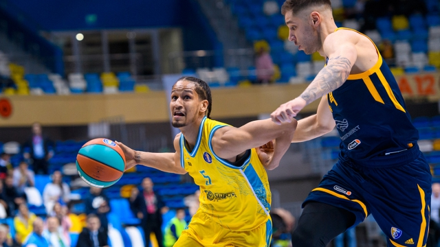 Единая лига ВТБ: «Астана» vs «Химки»