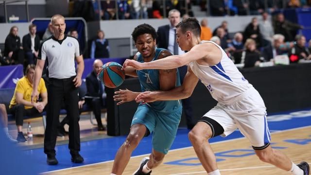 Единая лига ВТБ: «Енисей» vs «Астана»