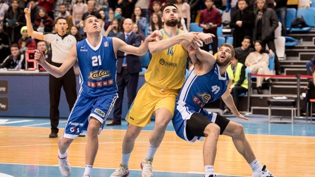 Единая лига ВТБ: «Астана» vs «Калев»