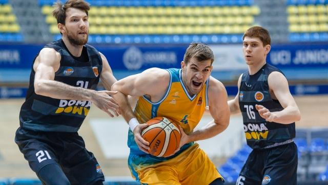 Национальная лига- 1/2 финала: «Астана»vs «Каспий» (3-й матч)