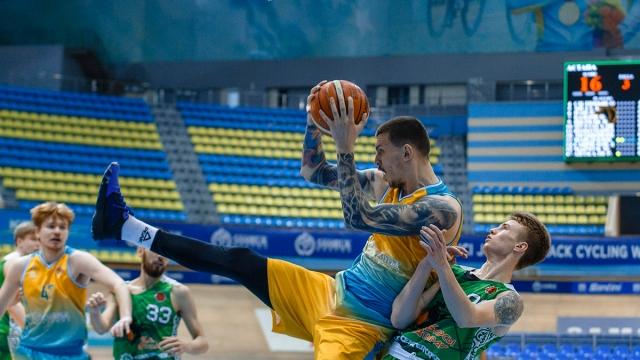 Национальная лига- Финал: «Астана»vs «Барсы Атырау» (1-й матч)