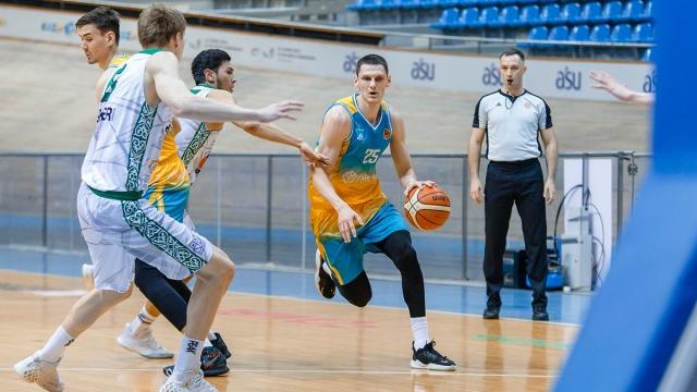 Национальная лига- Финал: «Астана»vs «Барсы Атырау» (2-й матч)