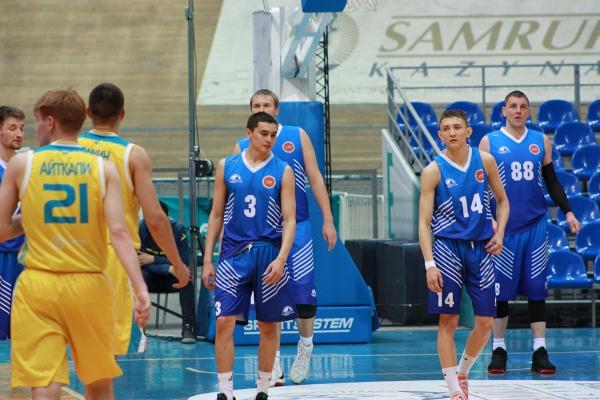 Национальная лига: «Астана»— «Синегорье» (Игра 1)