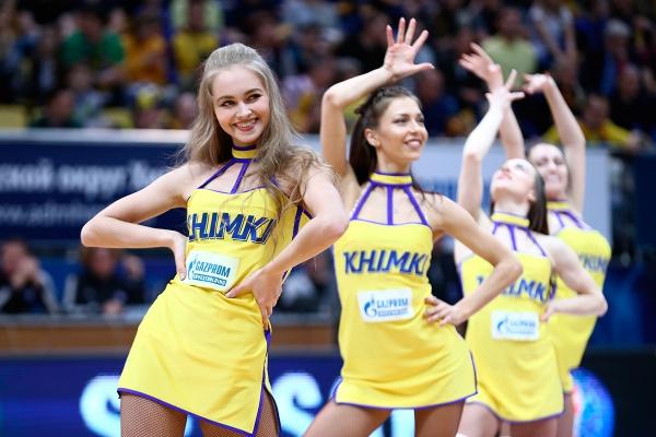 Единая лига ВТБ— 1/4 финала: «Химки» — «Астана» (1-й матч)
