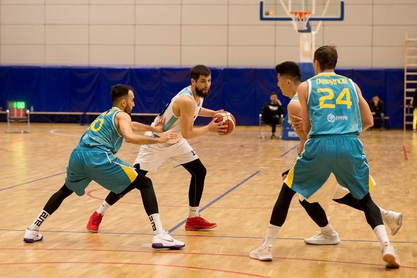 Национальная лига— 1/2 финала: «Тобол»— «Астана» (2-й матч)