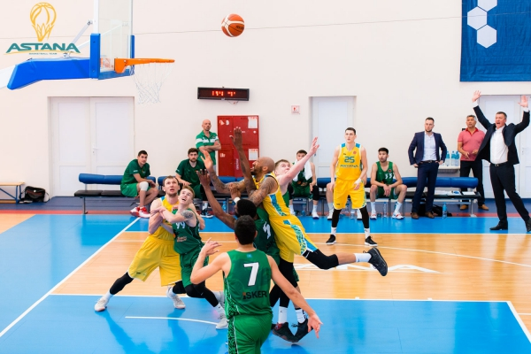 National League— Final: «Astana»— «Barsy Aturay» (2nd match)