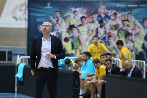 National league: «Astana»vs «Sinegoryie» (1-st match)
