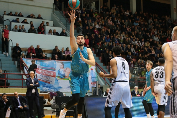 ВТБ Бірыңғай лигасы: «Автодор» vs «Астана»
