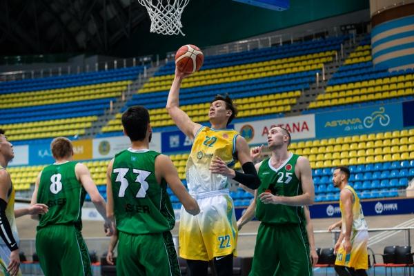 Ұлттық лига: «Астана»vs «Барсы Атырау» (1-шi ойын)