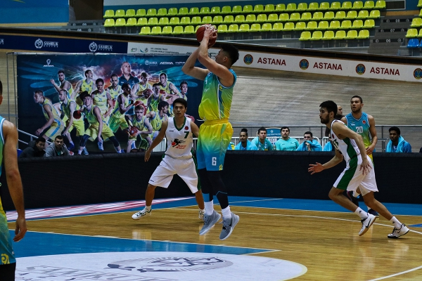 National league: «Astana»vs «Barsy Atyrau»(2-nd match)