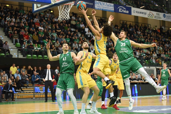 VTB United league: «Zielona Gora» vs «Astana»