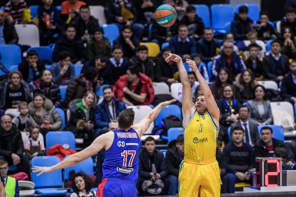 VTB United league: «Astana» vs CSKA
