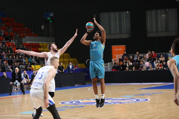 VTB United league: «Enisey» vs «Astana»