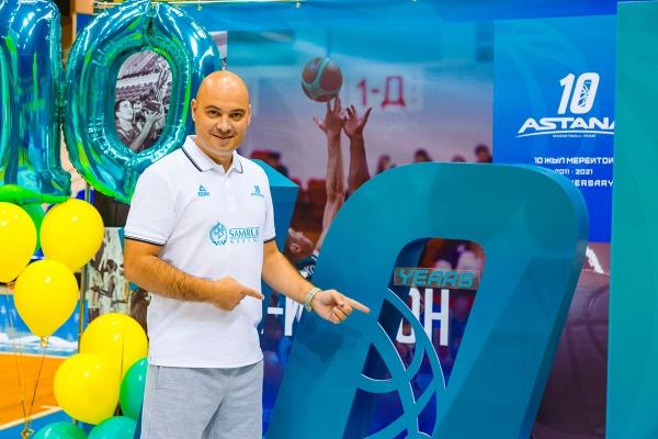 ВТБ Бірыңғай лигасының мерейтойлық Медиа күні— 2020/2021