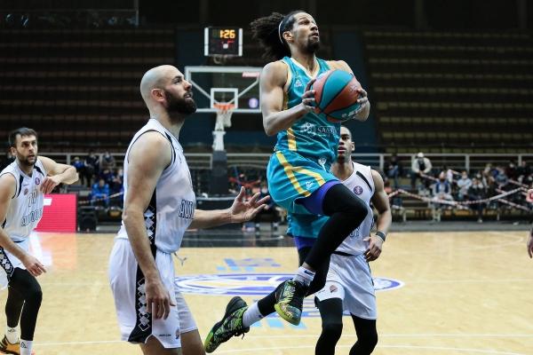 VTB United league: «Avtodor» vs «Astana»