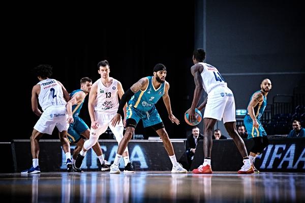 ВТБ Бірыңғай лигасы: «Калев» vs «Астана»