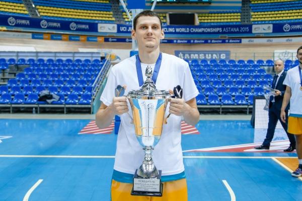 Kazakhstan Cup 2020 awarding ceremony