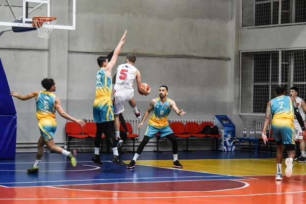 National league:«Almaty Legion»vs «Astana» (1-st match)