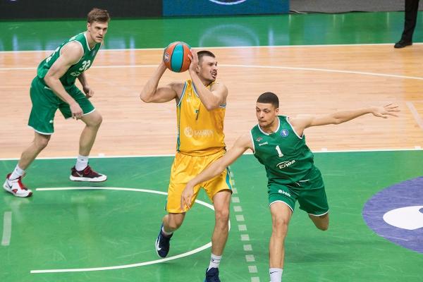 VTB United league: «Zielona Gora»vs «Astana»