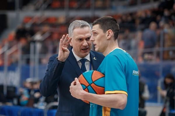 VTB United league: «Parma» vs «Astana»