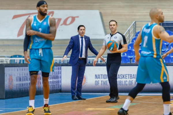 VTB United league: «Astana» vs «Zenit»