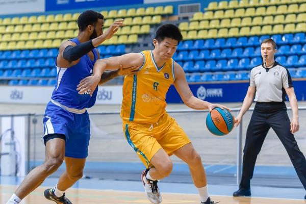 VTB United league: «Astana» vs «Enisey»