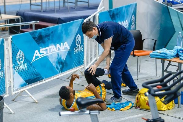 VTB United league: «Astana» vs UNICS