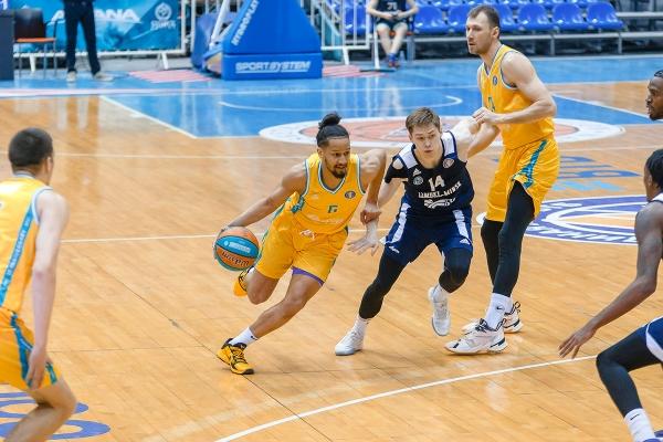 VTB United league: «Astana»vs «Tsmoki Minsk»