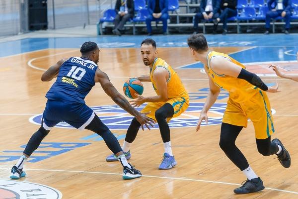 ВТБ Бірыңғай лигасы: «Астана»vs «Цмоки Минск»