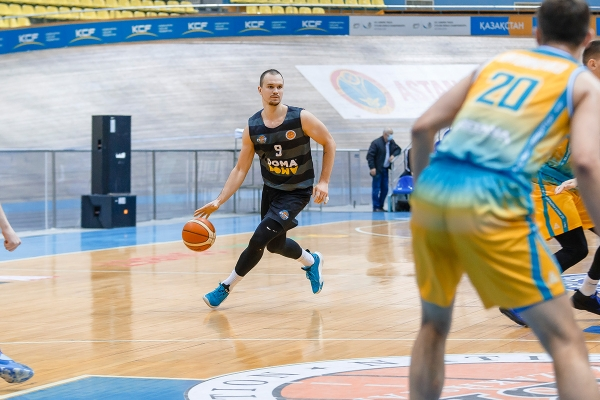 Ұлттық лига- 1/2 финалы: «Астана»vs «Каспий» (1-шi ойын)