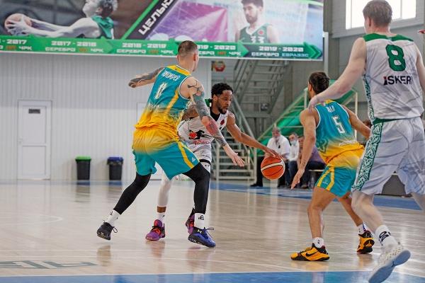 National league- Final: «Barsy Atyrau»vs «Astana» (3-rd match)