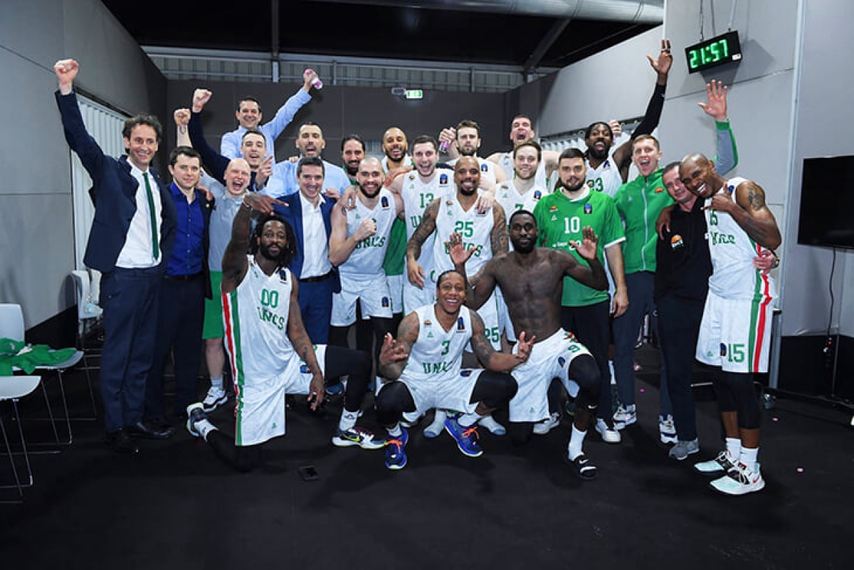 Basketball club UNICS 2020/2021