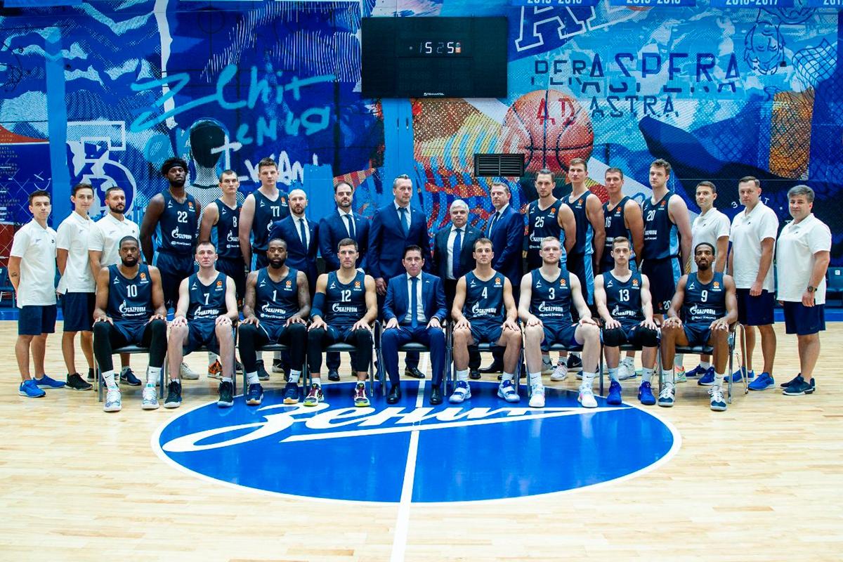 Зенит баскетбол клубы 2020/2021