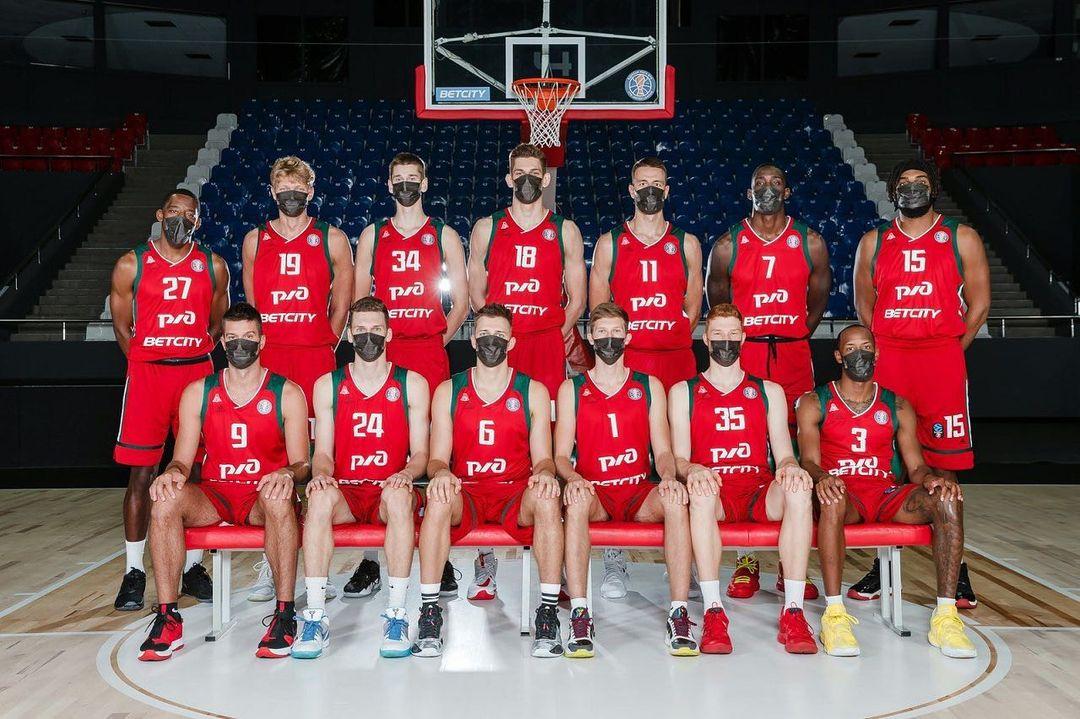Basketball club Lokomotiv Kuban 2020/2021