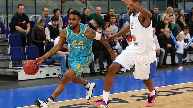Единая лига ВТБ: «Енисей» — «Астана»