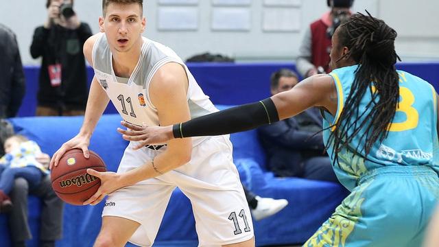 Единая лига ВТБ: «Нижний Новгород» — «Астана»