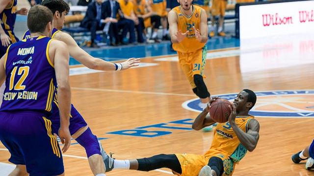 Единая лига ВТБ: «Астана» — «Химки»