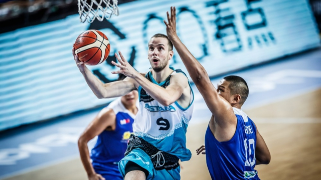 FIBA Asia Champions Cup 2017: «Astana» — «Chooks-to-Go Pilipinas»