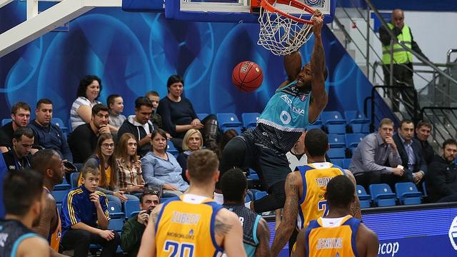 Единая лига ВТБ: «Химки» — «Астана»