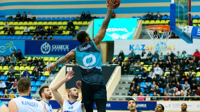 VTB United league: «Astana»— «Zenith»