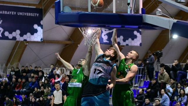 Кубок Казахстана: «Астана»— «Барсы Атырау»