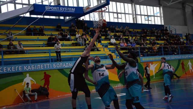 Национальная лига: «Каспий»— «Астана»