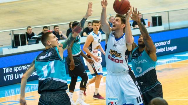 Единая лига ВТБ: «Астана» — «Калев»