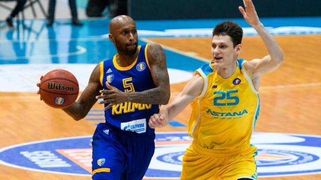 ВТБ Бірыңғай лигасы: «Астана» — «Химки»