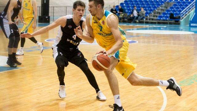 Match series of National league: «Astana»— «Caspiy»