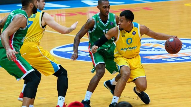 Единая лига ВТБ: «Астана» — «УНИКС»