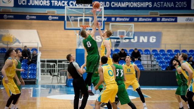 Серия матчей Национальной лиги: «Астана»— «Барсы Атырау»