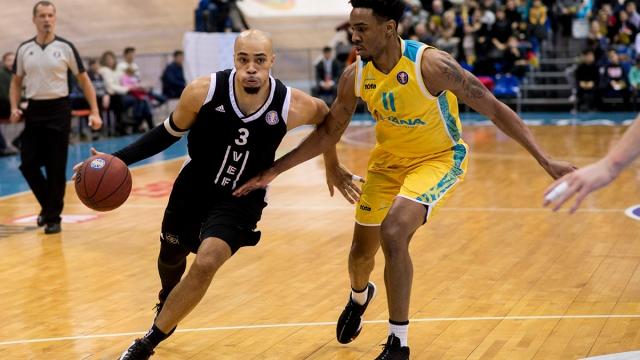 VTB United league: «Astana» — «VEF»